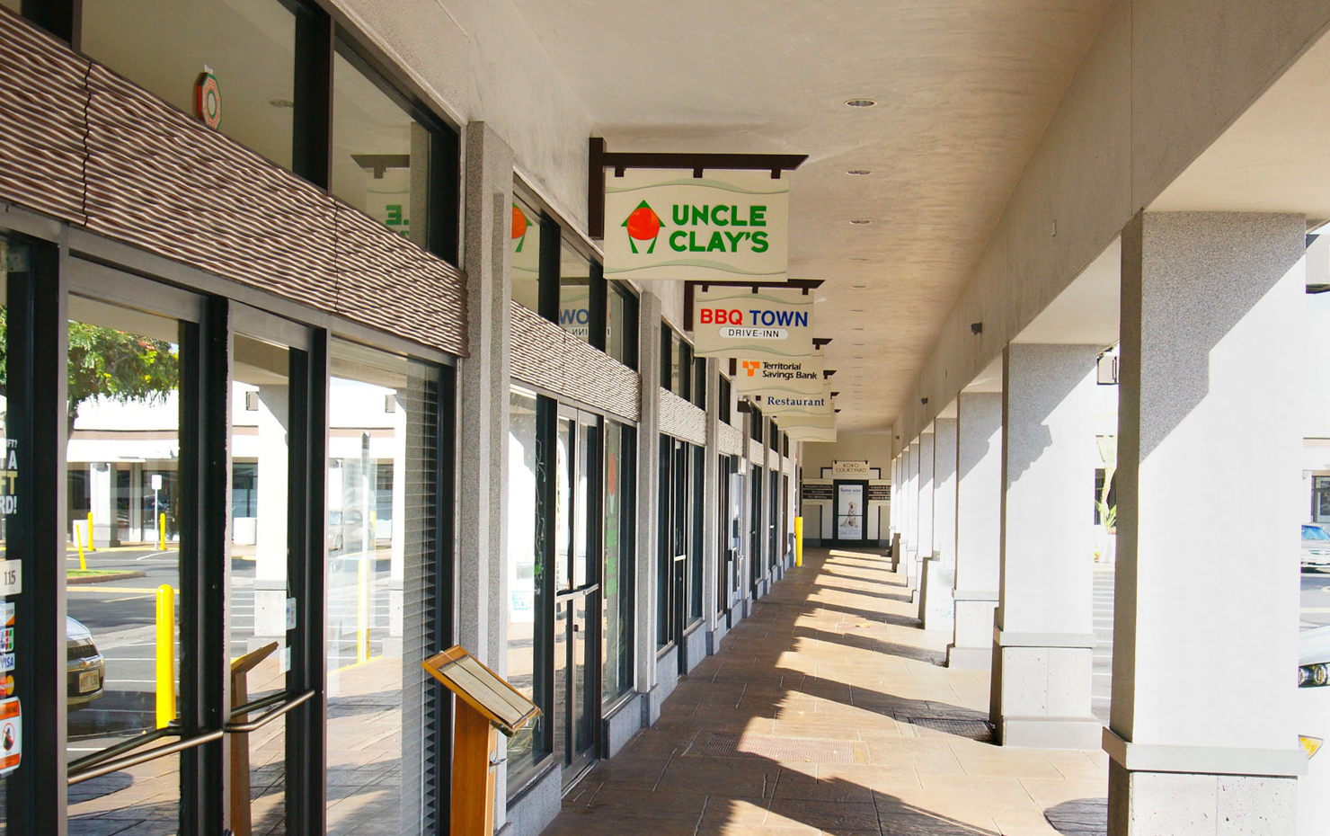 Aina Haina Shopping Center – Leasing Space Available