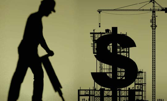 Prices Paid for Lofty Construction Costs