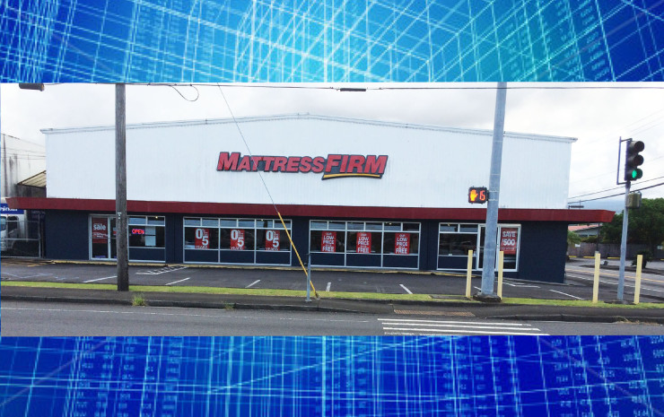 Mattress Firm, 708 Kanoelehua Ave  –  Investment Opportunity